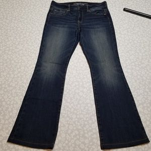 American Eagle Outfitters Kickboot Bootcut Jeans